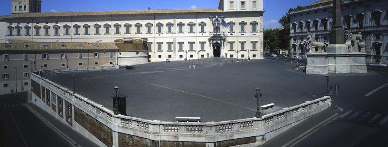 IL QUIRINALE ROMA